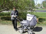Продаётся коляска-трансформер zekiwa combi (германия)