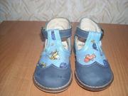 Продаются ботинки-сандали для первых шагов