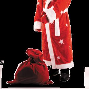 Костюм Деда Мороза и Снегурочки напрокат в Перми.
