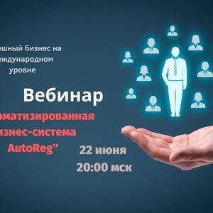 Вебинар в Перми. Бизнес-система AutoReg