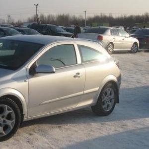 Продам автомобиль Opel Astra Н купе,  2006 г.в.