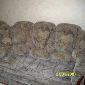 комплект мягкой мебели диван+2 кресла-кровати