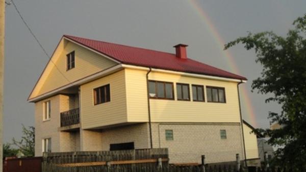 Отличный ухоженный дом