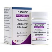 Софосбувир,  Даклатасвир - препараты для лечения гепатита